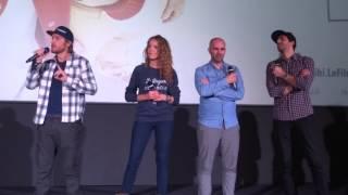 Avant-première Alibi.com, avec Philippe Lacheau, Elodie Fontan, Julien Arruti et Tarek Boudali