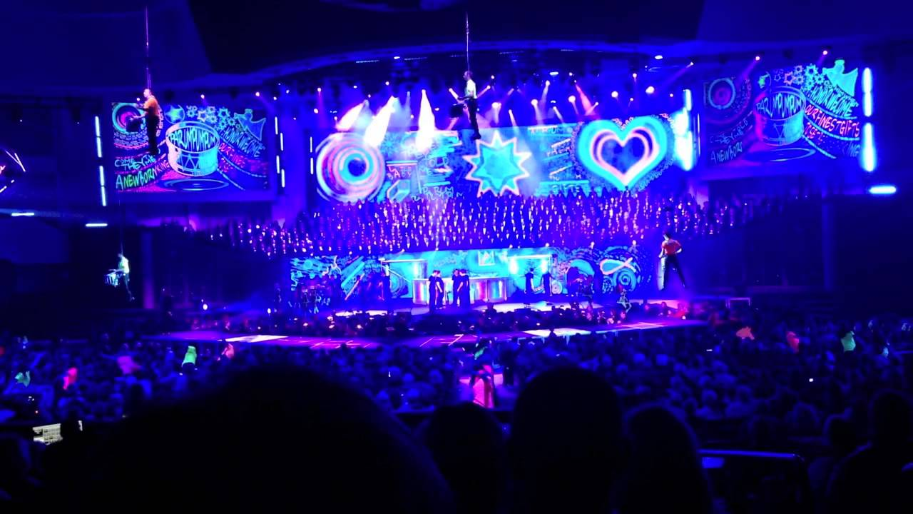 little drummer boy prestonwood gift of christmas 2013 youtube
