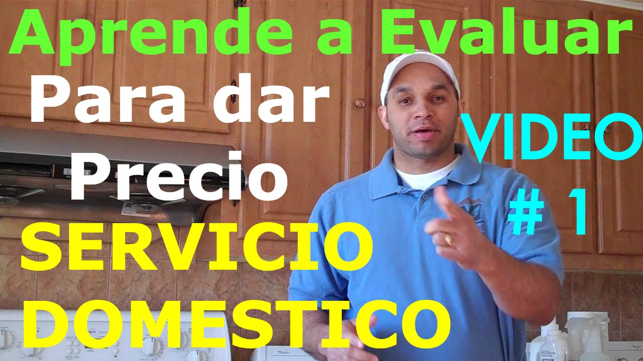 house cleaning services,Servicio Domestico precio # 1