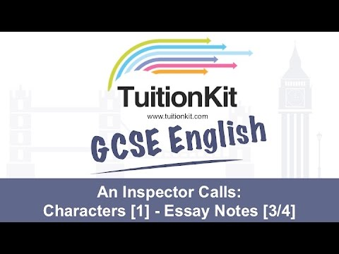 an inspector calls notes for essays Two structured essay plans on 'an inspector calls' - could be cut up and offered to the students to organise and/or add quotations to then there's a third essay.
