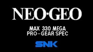 All Neo Geo games - Part 1