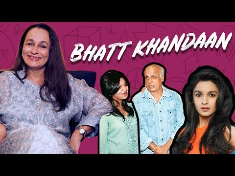 Exclusive Alia Bhatt's Mom Soni Razdan Reveals All The Secrets Of Bhatt Khandaan | Raazi