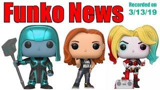 Funko News - March 20, 2019