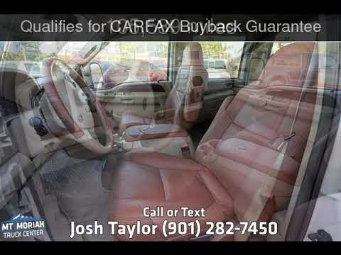 2006 Ford Super Duty F-350 DRW King Ranch Used Cars - Memphis,Tennessee - 2019-04-26