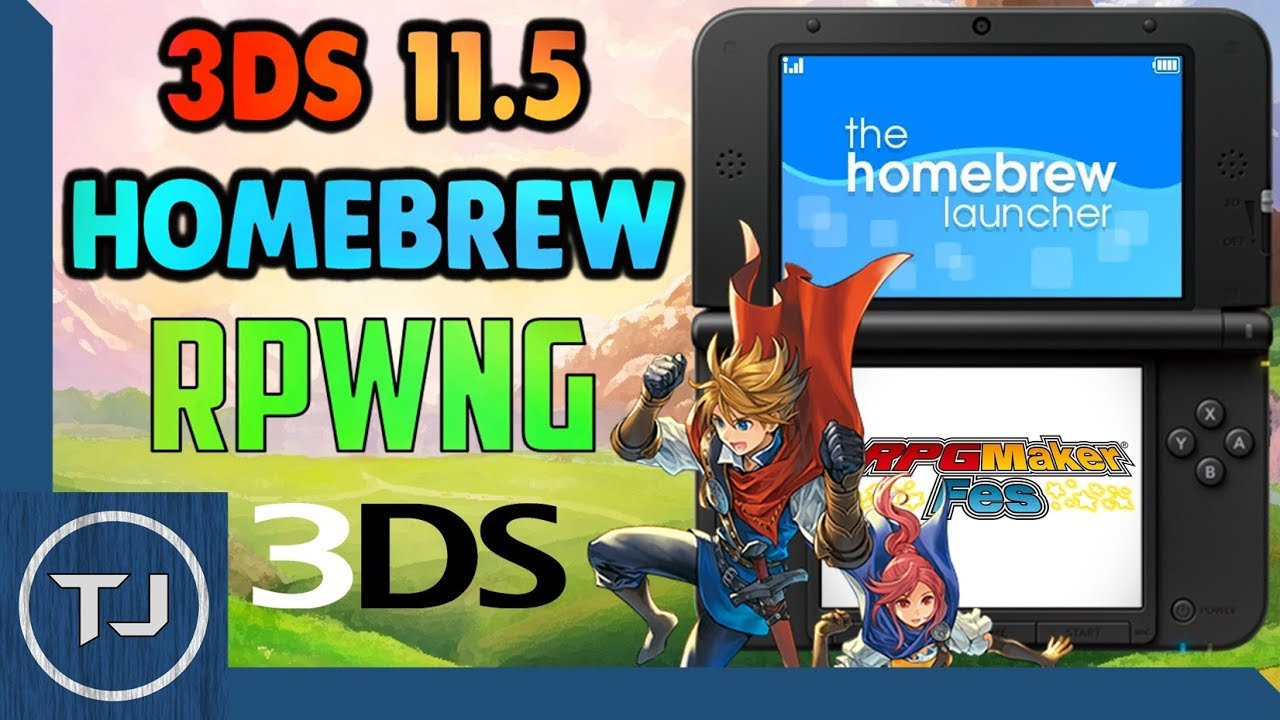 how to get homebrew on 2ds