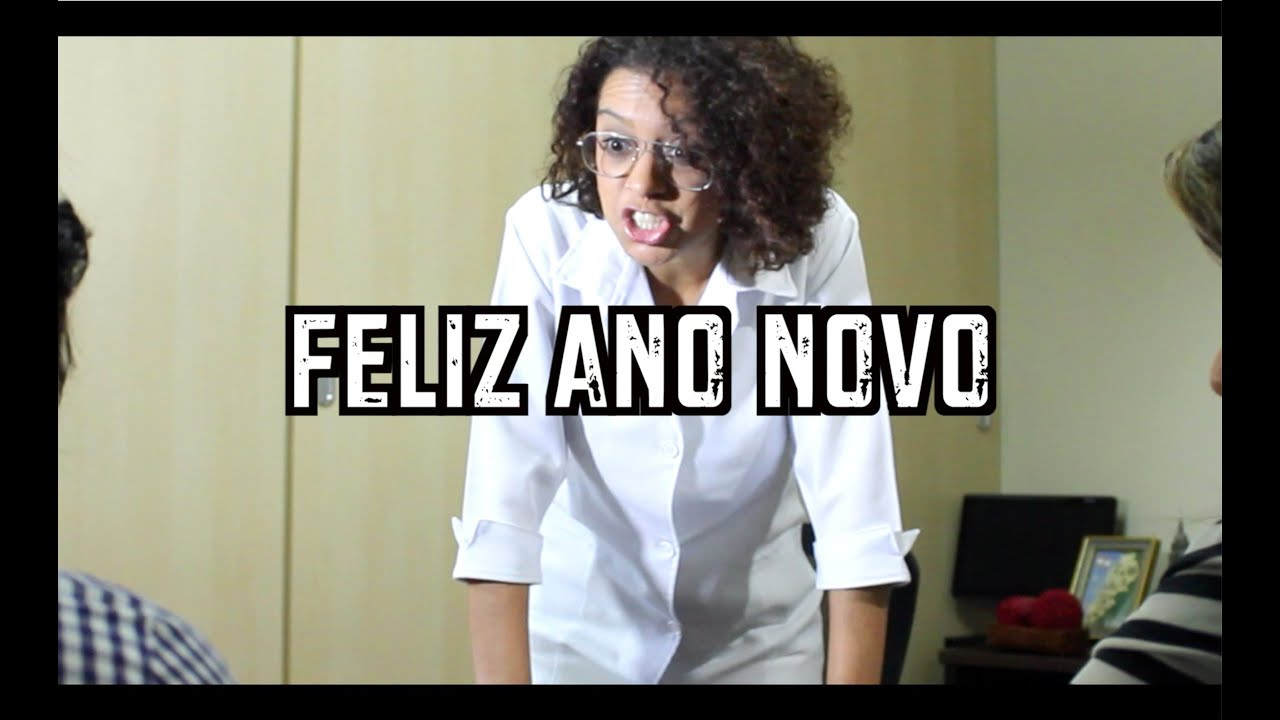 Feliz Ano Novo - DESCONFINADOS