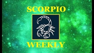 SCORPIO WHAT WILL YOU DECIDE? 💚 LOVE & GENERAL 14-21 AUGUST 2018
