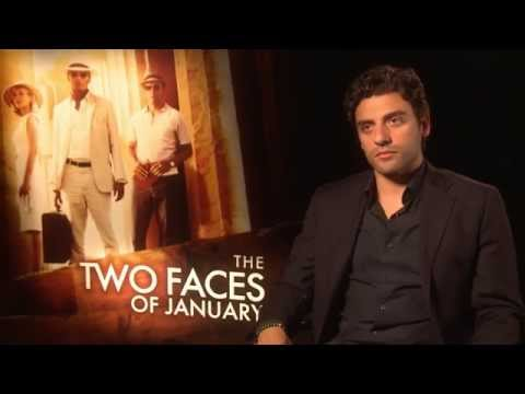 Oscar Isaac Talks The Two Faces of January and Star Wars