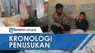 Kronologi Penusukan Menko Polhukam Wiranto di Pandeglang Banten, Ada Dua Korban Lain
