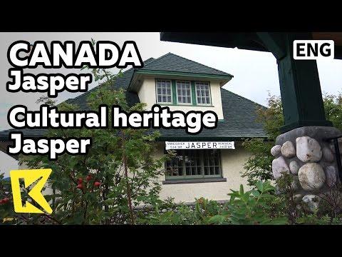 【K】Canada Travel-Jasper[캐나다 여행-재스퍼]캐나다 문화유산 재스퍼/Station/Cultural heritage Jasper