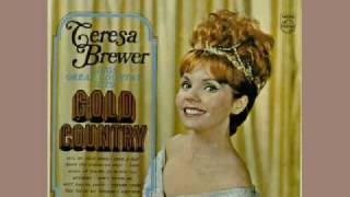 Teresa Brewer - Gold Country album - I Love You Drops + 3