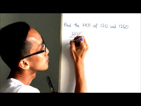 Fast & Easy Ways to Find the HCF of 120 and 1260!
