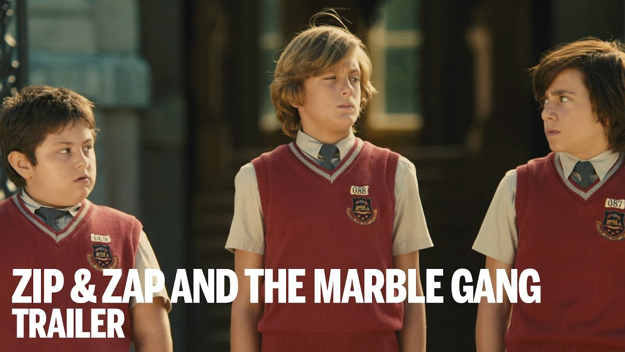 Zip Amp Zap And The Marble Gang Trailer Tiff Kids 2014
