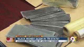 'Black Money' scam in the Tri-State