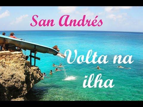 San Andrés - Volta na Ilha - Caribe Colombiano