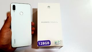 Huawei Nova 3i - Unboxing! (4K) PEARL WHITE.