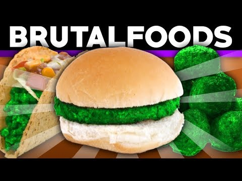 Organic Vegan Frozen Food Reviews - brutalfoods