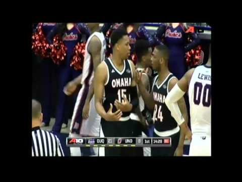 Omaha vs  Duquesne   CBI