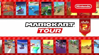 Mario Kart Tour - 2nd Anniversary Tour