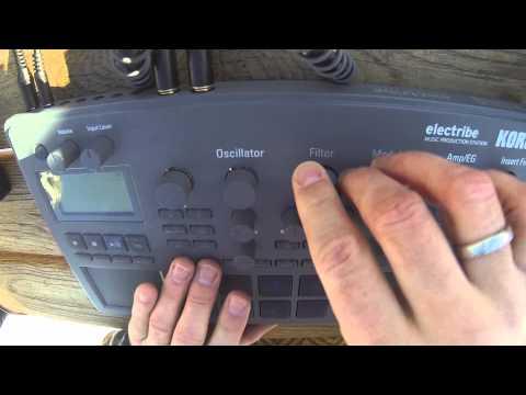 Dapayk & the Korg Electribe 2