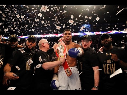 @anthonyfjoshua ko's @stprincecharles to win IBF Championship of the World #MartinJoshua