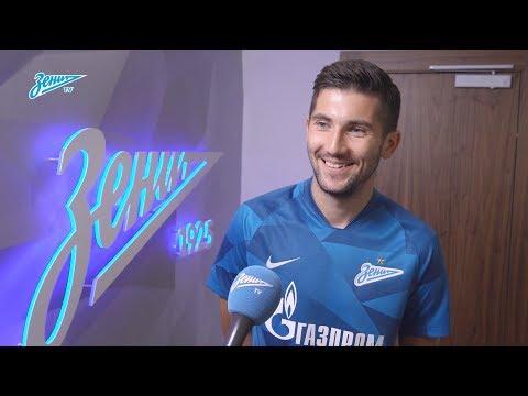 Как Алексей Сутормин стал игроком сине-бело-голубых