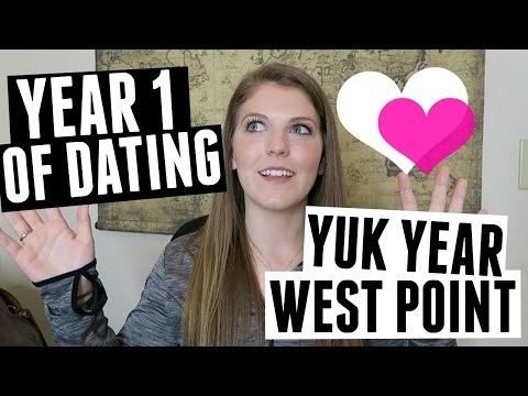 First year of Dating  // Yuk Year at West Point