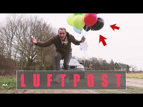 Download DIY - Wir lassen die Luftpost steigen - Vlog