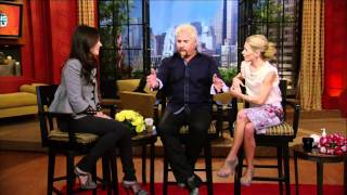 hd mary louise parker interrview on live with regis kelly 10 08 2010