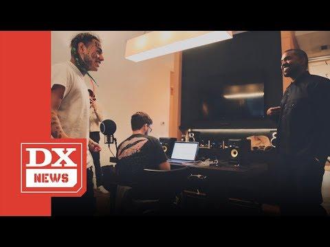 Kanye West Confirms Official Tekashi 6ix9ine Collaboration