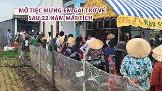 Hàng trăm người Bạc Liêu đứng dọc đường đón chị Hon về nhà sau 22 năm lưu lạc ở Trung Quốc