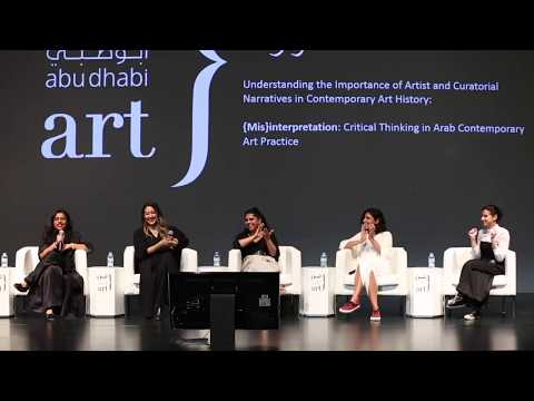 Critical Thinking in Arab Contemporary Art Practice