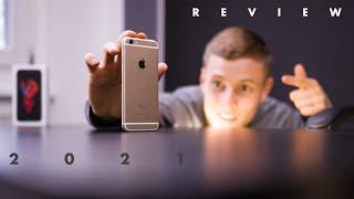 Sollte man das iPнone 6(s) im Jahr 2021 noch kaufen? | iPhone 6s REVIEW