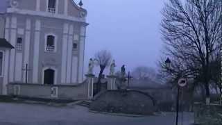 Путевые заметки,апрель 2012:Каменец-Подольский и Хотин(История опять повторилась - во время поездки в Каменец, уже 8 апреля, снова пошел снег ;) А вообще - замки Камен..., 2012-04-11T06:39:01.000Z)