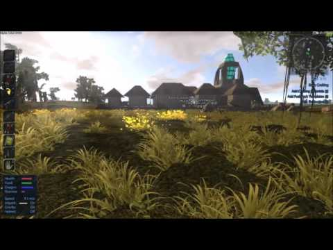 Empyrion Galactic Survival (Episode 2) Hunting for Iron