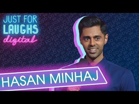 Hasan Minhaj - White People At Indian Weddings