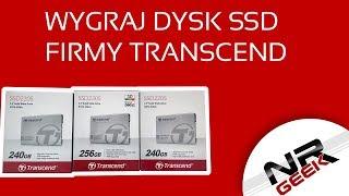 Konkurs - Wygraj dysk SSD Transcend