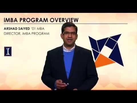 iMBA Program Overview