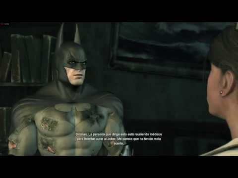 Batman Arkham City: Sigue a la asesina usando el rastreador para localizar a Ra´s Al Ghúl