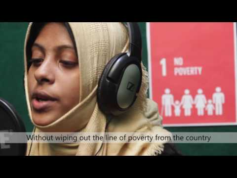 THE ICON - SHORTFILM ON COMMUNITY RADIO FOR SUSTAINABLE DEVELOPMENT BY MUHSINA UK