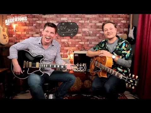Guitar Paradiso - DV Mark Jazz Guitar Amps