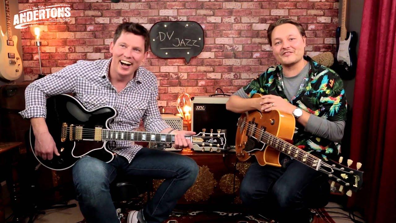 Guitar Paradiso Dv Mark Jazz Guitar Amps Youtube