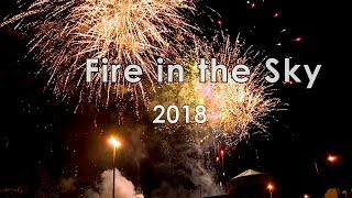 2018 Fire in the Sky 4th of July Celebration