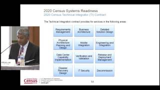 Census Scientific Advisory Committee (CSAC) Meeting 3/30/17 Day 1 Part 3