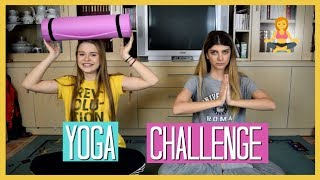 Yoga Challenge με την MyLifeAsMaria99   katerinaop22