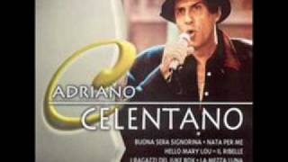 Watch Adriano Celentano Coccolona video