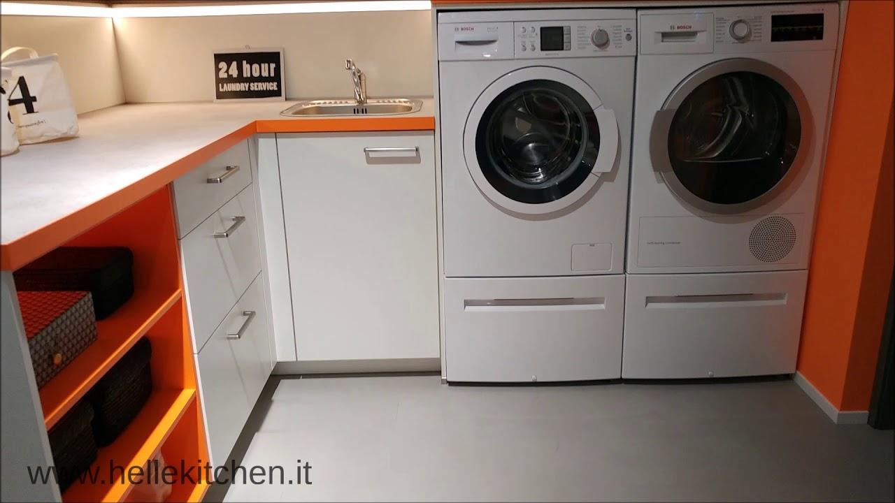Come organizzare lavanderia o ripostiglio in casa youtube for Lavanderia in casa