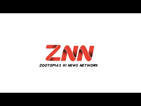 Zootopia News Network Intro Demo