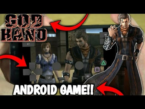 How To Download GOD HAND Game In Any Android Device    With Gameplay Apk+Data