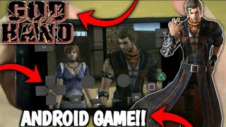 How to Download GOD HAND Game in Any Android Device || With Gameplay Apk+Data